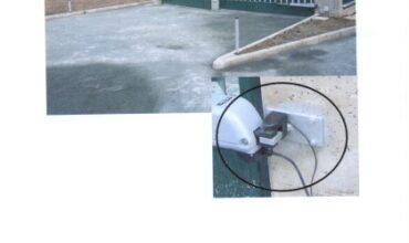 Dispositivo di sicurezza antischiacciamento